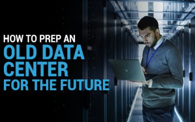 Refitting An Old Data Center? How To Prepare For The Future