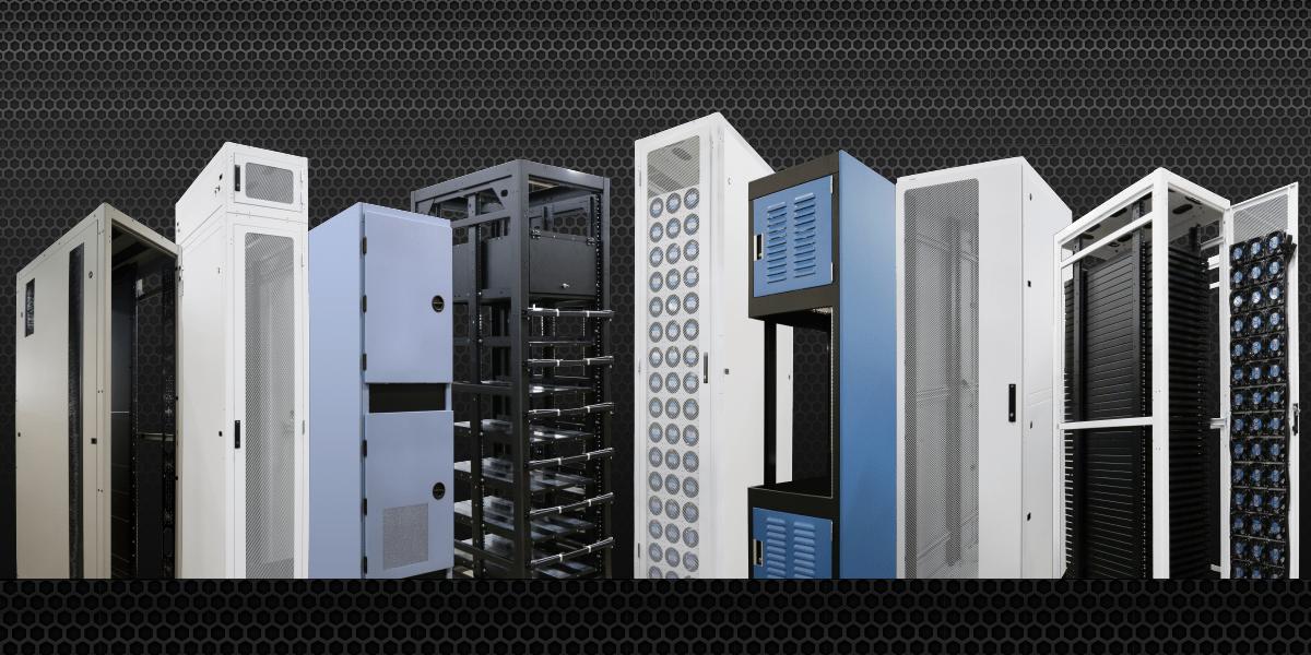 Data Rack & Server Rack Enclosures | AMCO Enclosures