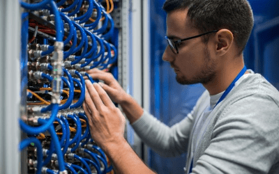 Tips for Effective Data Center Cable Management